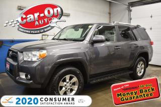 Used 2012 Toyota 4Runner 3RD ROW | LEATHER | SUNROOF | PARK SENSORS | REAR for sale in Ottawa, ON
