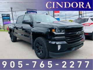 Used 2017 Chevrolet Silverado 1500 LTZ, Fully Loaded, 4x4, Leather, A/C Seats for sale in Caledonia, ON