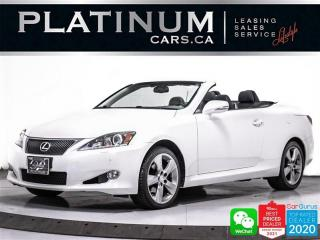 Used 2011 Lexus IS 250 C CONVERTIBLE, V6, NAV, CAM, HEATED/VENTED, BT for sale in Toronto, ON