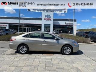 Used 2015 Toyota Camry LE  -  Bluetooth - $104 B/W for sale in Ottawa, ON
