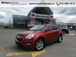 Used 2014 Chevrolet Equinox LT  AWD - Leather Heated Seats - Sunroof - $119 B/W for sale in Ottawa, ON