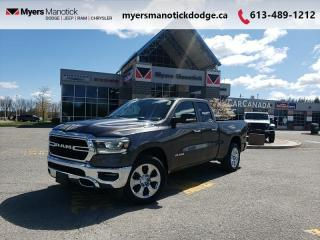 Used 2020 RAM 1500 Big Horn  Level 2 - NAV - Loaded! for sale in Ottawa, ON