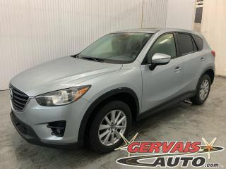 Used 2016 Mazda CX-5 GS 2.5 AWD GPS Toit Ouvrant Caméra Bluetooth Mags *Bas Kilométrage* for sale in Shawinigan, QC