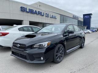 Used 2018 Subaru WRX Sport-Tech *cuir, navigation* for sale in Laval, QC