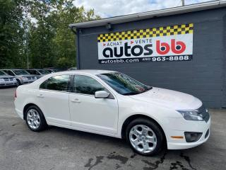 Used 2010 Ford Fusion for sale in Laval, QC