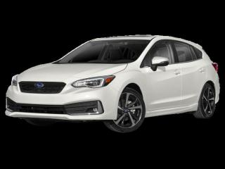Used 2021 Subaru Impreza Convenience 5-door CVT w-EyeSight for sale in Lévis, QC