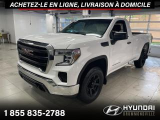 Used 2020 GMC Sierra 1500 4X4 + GARANTIE + CAMERA + MAGS + A/C + W for sale in Drummondville, QC