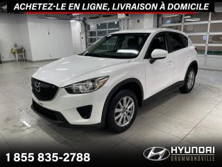 Used 2014 Mazda CX-5 GX AWD + GARANTIE + A/C + MAGS + BLUETOO for sale in Drummondville, QC
