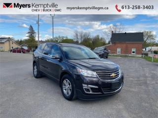 Used 2015 Chevrolet Traverse 2LT   - Bluetooth -  Heated Seats - Leather for sale in Kemptville, ON