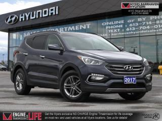 Used 2017 Hyundai Santa Fe Sport SE  - Sunroof -  Heated Seats - $171 B/W for sale in Nepean, ON