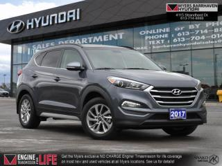 Used 2017 Hyundai Tucson Premium  - Sunroof -  Leather Seats - $170 B/W for sale in Nepean, ON