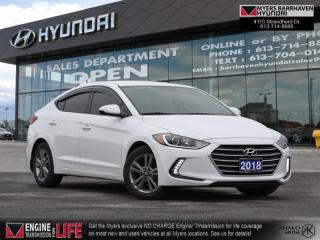 Used 2018 Hyundai Elantra - $117 B/W for sale in Nepean, ON