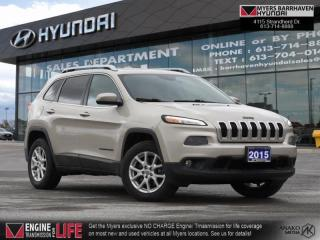 Used 2015 Jeep Cherokee North  - Bluetooth -  Fog Lamps - $134 B/W for sale in Nepean, ON