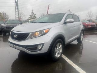 Used 2016 Kia Sportage ** LX * AC * AWD *MAGS *SIEGES CHAUFFANT for sale in Québec, QC