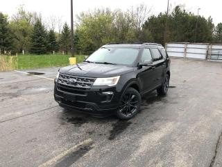 Used 2018 Ford Explorer XLT 4WD for sale in Cayuga, ON