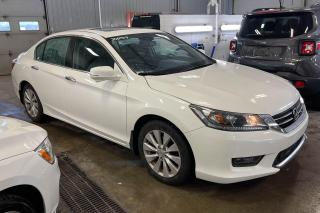 Used 2015 Honda Accord EX-L V6 CUIR TOIT A/C MAGS for sale in St-Hubert, QC