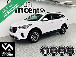Used 2019 Hyundai Santa Fe XL PREFERRED AWD ** GARANTIE 10 ANS ** Espace et capacité de remorquage! for sale in Shawinigan, QC