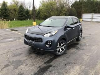 Used 2017 Kia Sportage SX AWD for sale in Cayuga, ON