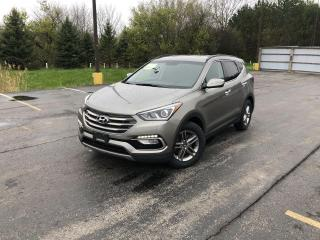 Used 2017 Hyundai Santa Fe Sport AWD for sale in Cayuga, ON