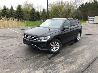 Used 2019 Volkswagen Tiguan Trendline 4Motion for sale in Cayuga, ON