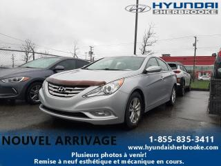 Used 2011 Hyundai Sonata BAS KILO! GLS TOIT BANCS CHAUF BLUETOOTH for sale in Sherbrooke, QC