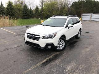 Used 2018 Subaru Outback TOURING AWD for sale in Cayuga, ON