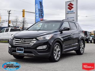 Used 2014 Hyundai Santa Fe Sport SE AWD ~Backup Cam ~Heated Leather ~Panoramic Roof for sale in Barrie, ON