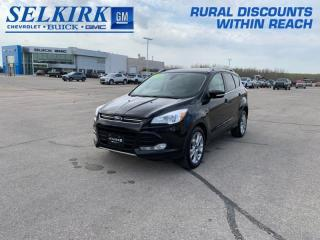 Used 2014 Ford Escape Titanium  *BARELY BROKEN IN* for sale in Selkirk, MB