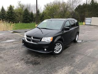 Used 2018 Dodge Grand Caravan SXT Premium Plus for sale in Cayuga, ON