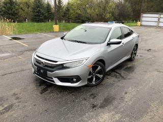 Used 2018 Honda Civic Touring for sale in Cayuga, ON
