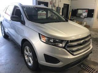 Used 2018 Ford Edge SE AWD ECOBOOST A/C MAGS CAMERA DE RECUL for sale in Île-Perrot, QC