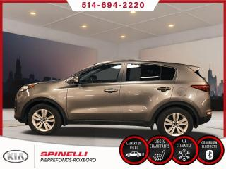 Used 2018 Kia Sportage LX tout neuf for sale in Montréal, QC