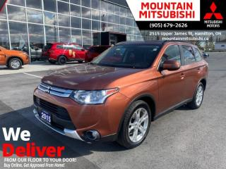 Used 2015 Mitsubishi Outlander OUTLANDER SE  TOURING - Bluetooth - $110 B/W for sale in Mount Hope (Hamilton), ON