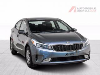 Used 2017 Kia Forte LX A/C CAMERA DE RECUL SIEGE CHAUFFANT for sale in Île-Perrot, QC