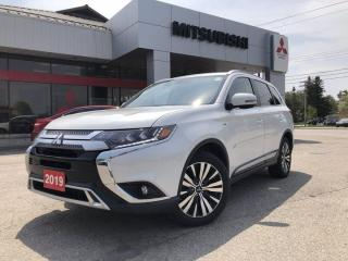 Used 2019 Mitsubishi Outlander GT for sale in North Bay, ON