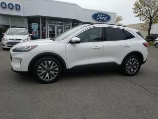 Used 2020 Ford Escape Titanium for sale in Mississauga, ON