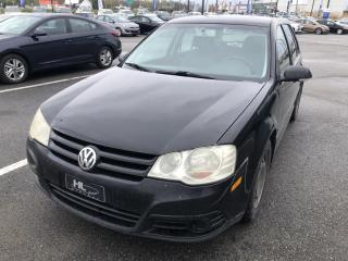 Used 2010 Volkswagen City Golf 4dr HB Auto MAGS,A/C,RADIO AM/FM,PORTE VITRE ELEC for sale in Mirabel, QC