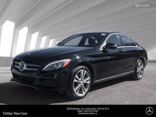 Used 2017 Mercedes-Benz C-Class C 300 for sale in Saint John, NB