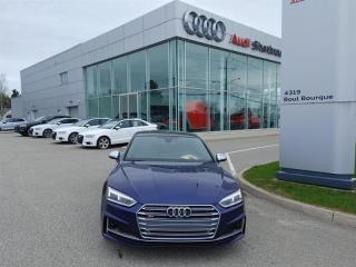 Used 2018 Audi S5 Technik, aide évolué à la conduite for sale in Sherbrooke, QC