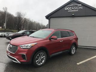 Used 2017 Hyundai Santa Fe XL awd v6 premium 7 PLACES for sale in Ste-Brigitte-de-Laval, QC
