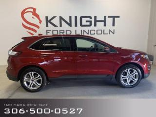 Used 2016 Ford Edge Titanium for sale in Moose Jaw, SK
