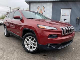 Used 2014 Jeep Cherokee ***NORTH,4X4,V6,ÉQUIPÉ,MAGS,A/C*** for sale in Longueuil, QC