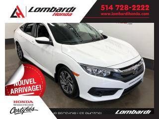 Used 2018 Honda Civic SE|AUTOMATIQUE|CAM| for sale in Montréal, QC