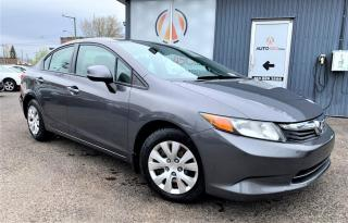Used 2012 Honda Civic ***LX,XTRA CLEAN,A/C,BLUETOOTH,AUBAINE** for sale in Longueuil, QC