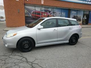 Used 2006 Toyota Matrix XR for sale in Mississauga, ON