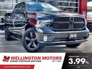 Used 2018 RAM 1500 Express | Quad Cab | 4x4 | V6 !! for sale in Guelph, ON