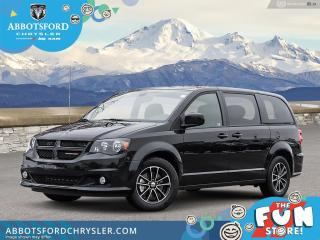 New 2020 Dodge Grand Caravan GT  - Navigation - Leather Seats - $354 B/W for sale in Abbotsford, BC
