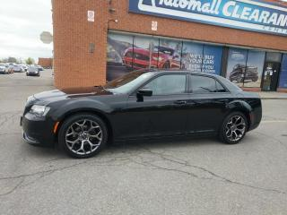 Used 2016 Chrysler 300 S 300S for sale in Mississauga, ON