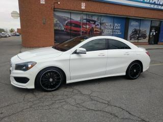 Used 2015 Mercedes-Benz CLA-Class 250 CLA 250 for sale in Mississauga, ON
