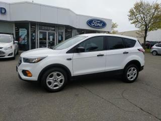 Used 2018 Ford Escape S for sale in Mississauga, ON